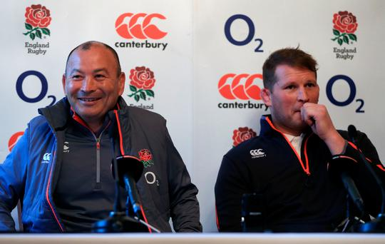 Eddie Jones Wants Roof Open For Wales Game - Twitter Reacts