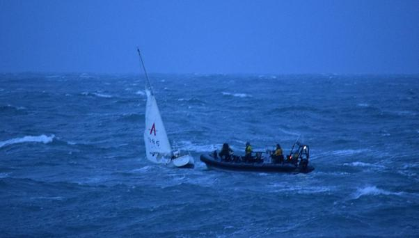Irish man (26) issued a mayday alert after his navigation equipment failed (Photo: Defence Forces)