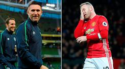 Robbie Keane and Wayne Rooney haven't always got the credit they deserve
