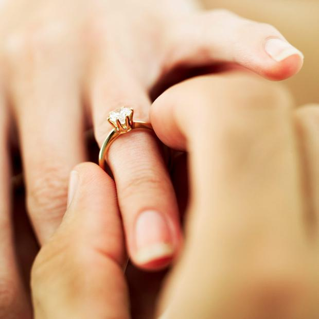 The amount of time it takes for the average Irish couple to get engaged has been revealed.