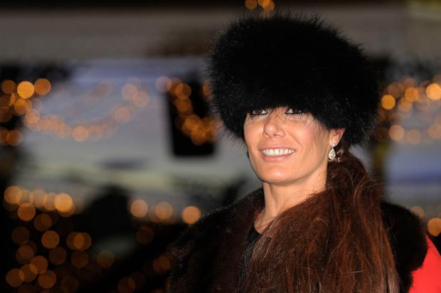 Tara Palmer-Tomkinson attends the opening night launch party for Winter Wonderland at Hyde Park on November 17, 2011 in London, England. (Photo by Ben Pruchnie/Getty Images)