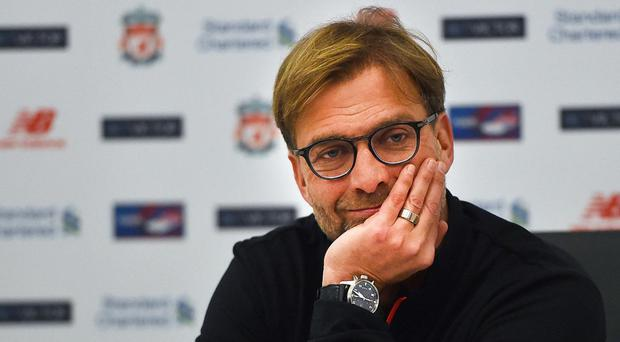 Klopp wouldn't be drawn on who would start between the sticks against Spurs. Getty