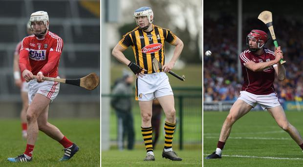 Patrick Horgan, TJ Reid and Cathal Mannion will be looking for an upturn in fortunes in 2017