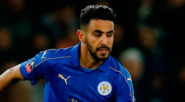 Mahrez is convinced that Leicester can prevent the nightmare scenario of going from champions to the Championship in 12 months. Photo: Reuters / Andrew Boyers