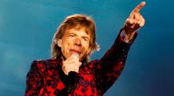 'A man's biological clock runs and runs. Mick Jagger will be fathering children into his 90s' Photo: REUTERS/Henry Romero/File photo