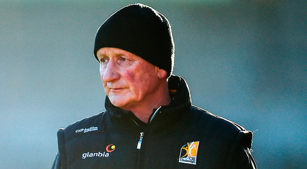 Brian Cody will oversee yet another rebuilding job as Kilkenny look to the immediate future. Photo: Seb Daly/Sportsfile
