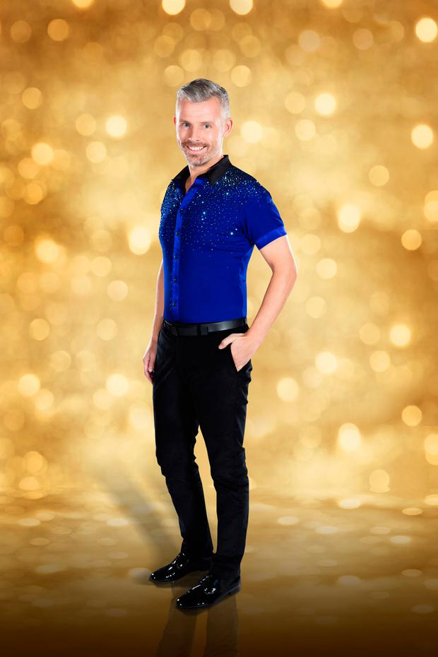 Des Bishop on Dancing With The Stars Ireland