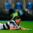 David Hawkshaw of Belvedere College scoring his side's fourth try Photo: Eóin Noonan/Sportsfile