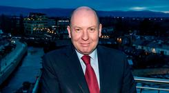 Fintan Slye, chief executive of EirGrid. Photo: Arthur Carron