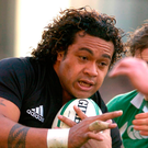 Sione Lauaki died at the age of 35 Photo: Brendan Moran / SPORTSFILE
