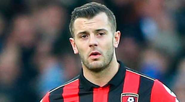 Jack Wilshere of AFC Bournemouth. Photo by Alex Livesey/Getty Images