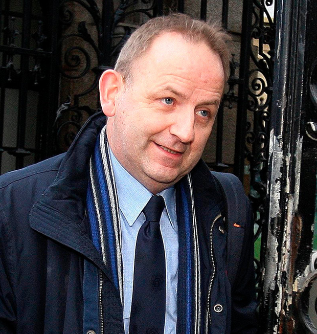 Whistleblower: Garda Sergeant Maurice McCabe. Photo: Tom Burke