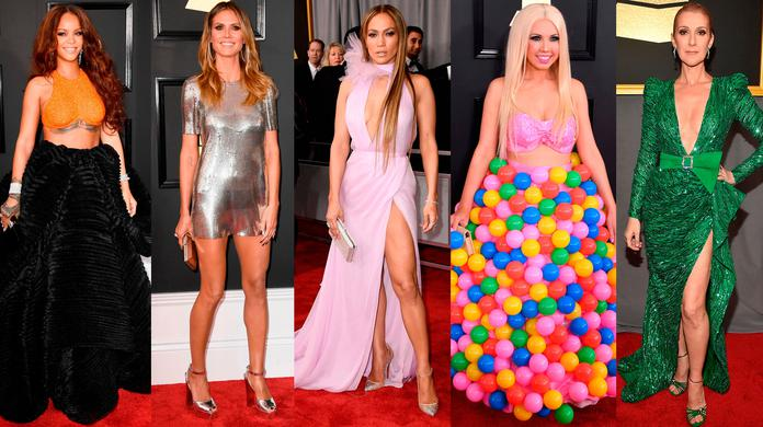 30 Best and Worst Dressed at the Grammys - Independent ie