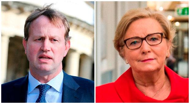 Jim O'Callaghan says he met with Frances Fitzgerald on Wednesday