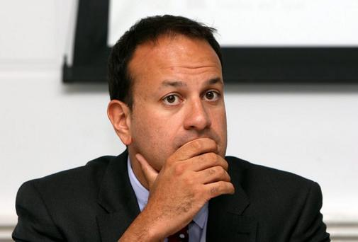 Several TDs and senators – incensed with Mr Rock – said they believe Mr Varadkar was responsible. Photo: Tom Burke