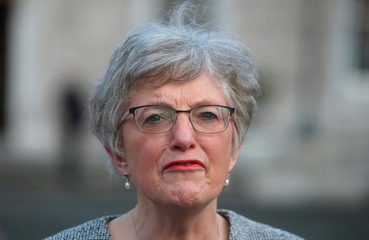 Children's Minister Katherine Zappone. Photo: Damien Eagers