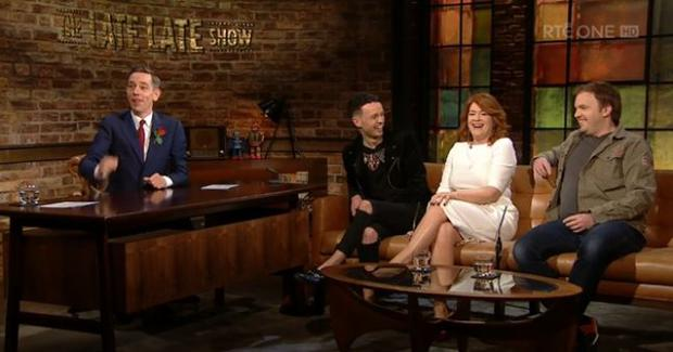 The Late Late Show Valentine's Special