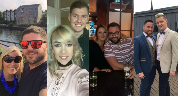 Love at first site: Four Irish couples that found love online