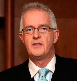 Mr Justice Peter Charleton may not preside over the planned tribunal Photo: Tom Burke