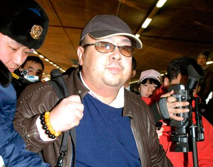 North Korean leader Kim Jong-un's half-brother killed in Malaysia, say reports