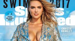 Kate Upton covers Sports Illustrated's 2017 Swimsuit Issue