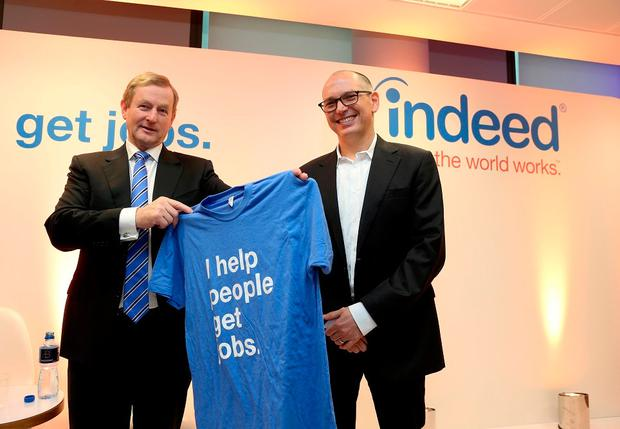 Online jobs site Indeed to hire 500 new people in Dublin