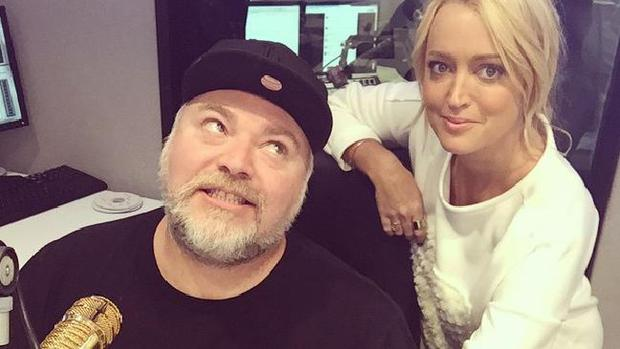 The Kyle and Jackie O Show. Pic: Instagram