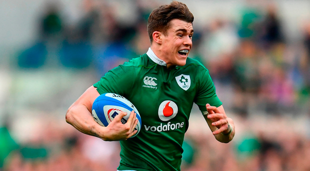 Garry Ringrose Photo by Stephen McCarthy/Sportsfile