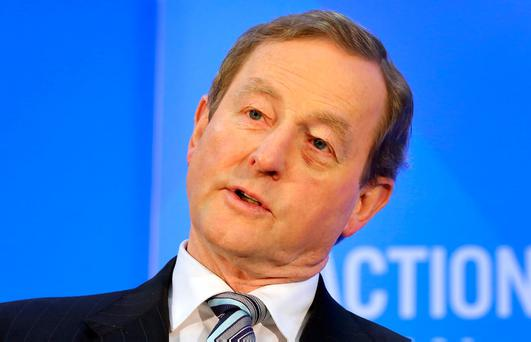 Fine Gael risks divisions over Kenny's future