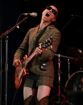 Psalm 91 Music's finances suffered when Ms O'Connor was forced to cancel some shows due to exhaustion. Photo: PA