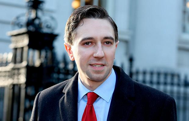 Health Minister Simon Harris. Photo: Tom Burke