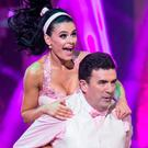 If Des recovers in time to rehearse properly, he'll samba his way around the floor to 'Quando, Quando, Quando' by Engelbert Humperdinck with dance partner Karen Byrne. Photo: Kyran O'Brien