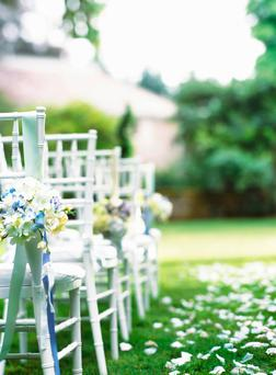 Wedding ceremonies are becoming more personalised