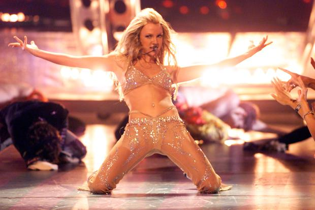 Britney Spears. Photographer: Scott Gries/ImageDirect