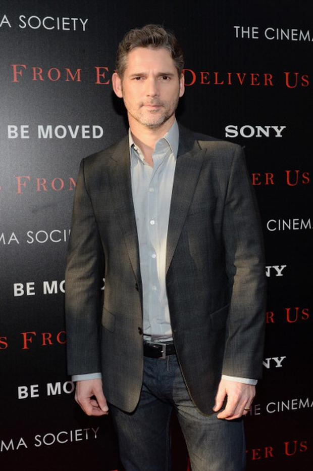 Actor Eric Bana attends the