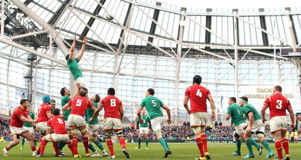 No changes to Ireland team for Welsh game