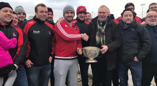 Mitchelstown were crowned Munster Junior Division 3 Champions last weekend