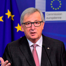Enda Kenny is due to meet with head of the European Commission Jean-Claude Juncker. Photo: Getty