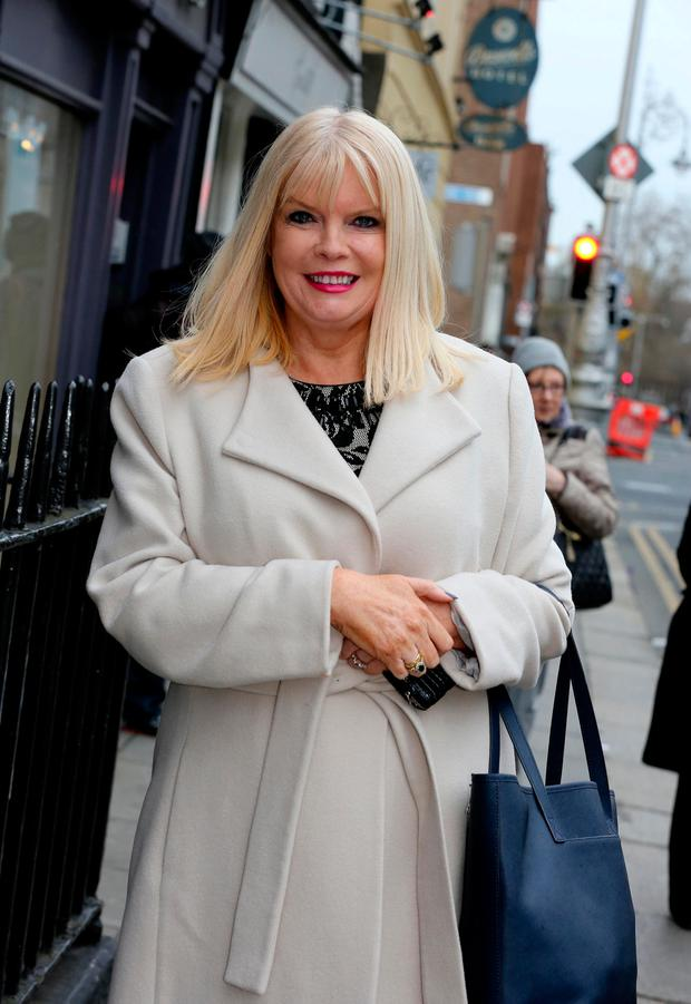 Jobs and Enterprise Minister Mary Mitchell O'Connor. Photo: Tom Burke