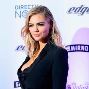 Kate Upton attends Sports Illustrated Swimsuit 2017 NYC launch event at Center415 Event Space on February 16, 2017 in New York City. (Photo by Nicholas Hunt/Getty Images for Sports Illustrated)