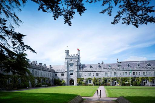 University College Cork where the student was studying