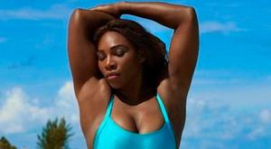 'By baring (practically) all in this Swimsuit issue, Serena has loaded importance on her body parts rather than what her body enables her to do as a tennis player.'