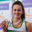 Ciara Neville is flourishing in a golden age for emerging sprint talent. Photo by Sam Barnes/Sportsfile