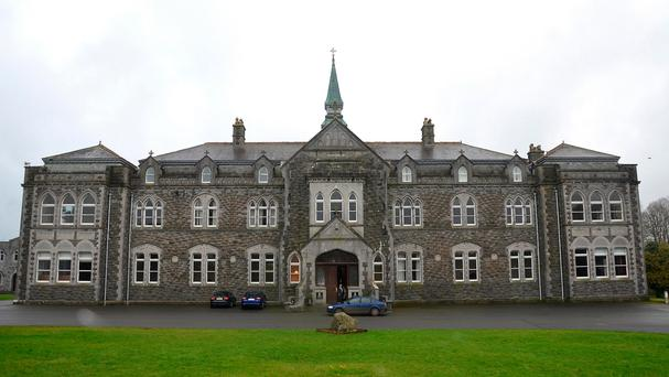 Roscrea Cistercian College in Co Offaly, which is to close due to a shortage of pupils Picture: PJ Wright