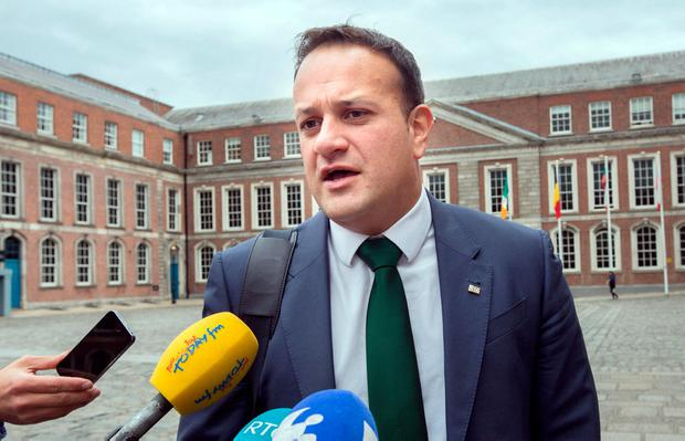 Social Protection Minister Leo Varadkar Photo: Tony Gavin