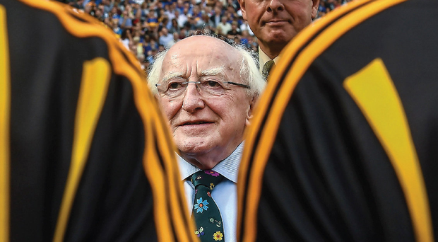 It's hard to take politicians seriously when it comes to sport, although Michael D might be the exception that proves the rule