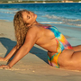 Glamour plus: Hunter McGrady says she is proud to be part of the plus-size movement