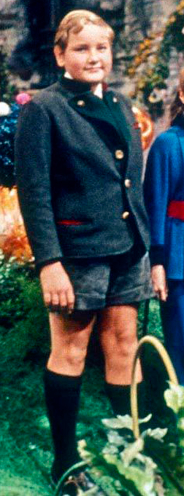 Augustus Gloop in the 1971 movie