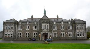Cistercian College, Roscrea is set to close Photo: PJ Wright