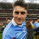 Paul Galvin and Bernard Brogan will be teammates this year